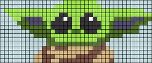 Alpha pattern #29713 variation #35882