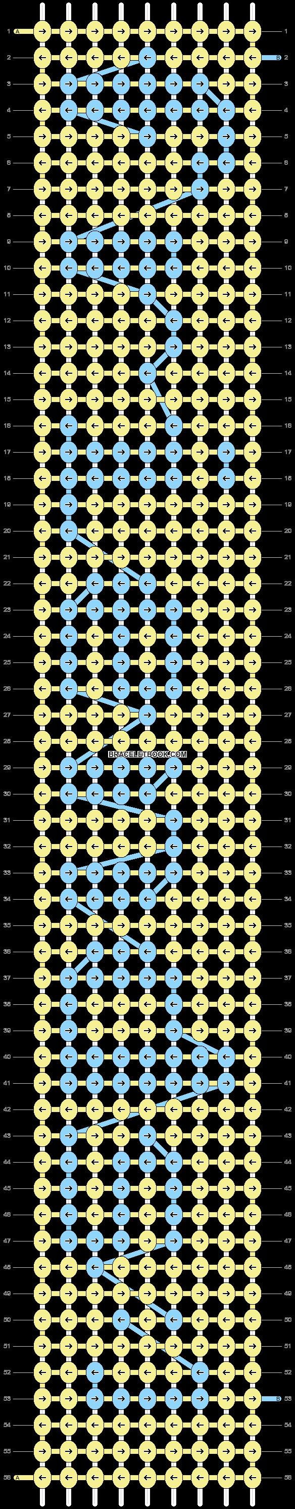 Alpha pattern #5864 variation #36198 pattern