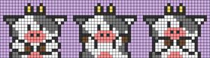 Alpha pattern #32787 variation #36375