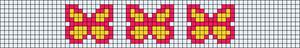 Alpha pattern #36093 variation #36411
