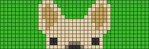 Alpha pattern #22880 variation #36439