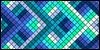 Normal pattern #36535 variation #36557