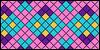 Normal pattern #36574 variation #36643