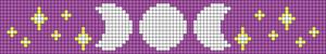 Alpha pattern #36561 variation #36679