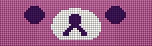 Alpha pattern #8590 variation #36703