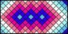 Normal pattern #19420 variation #36720