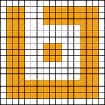 Alpha pattern #36585 variation #36765
