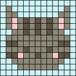 Alpha pattern #36447 variation #36770
