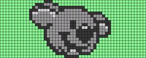 Alpha pattern #36572 variation #36804