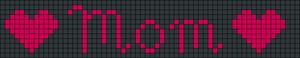 Alpha pattern #24618 variation #36809