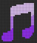 Alpha pattern #36602 variation #36824