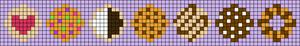 Alpha pattern #25520 variation #36838