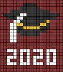 Alpha pattern #35917 variation #36947