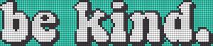 Alpha pattern #31422 variation #36996