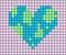 Alpha pattern #36665 variation #37020