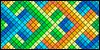 Normal pattern #36535 variation #37096