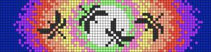 Alpha pattern #33687 variation #37155