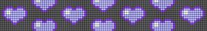 Alpha pattern #34105 variation #37235