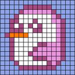 Alpha pattern #36700 variation #37307