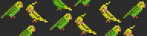 Alpha pattern #36677 variation #37347