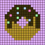 Alpha pattern #36731 variation #37356