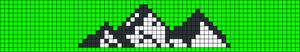 Alpha pattern #33464 variation #37398