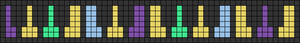 Alpha pattern #8968 variation #37460