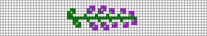 Alpha pattern #36712 variation #37486