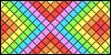Normal pattern #18064 variation #37507