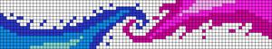 Alpha pattern #20794 variation #37680