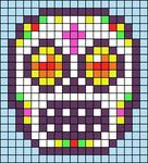 Alpha pattern #36829 variation #37684