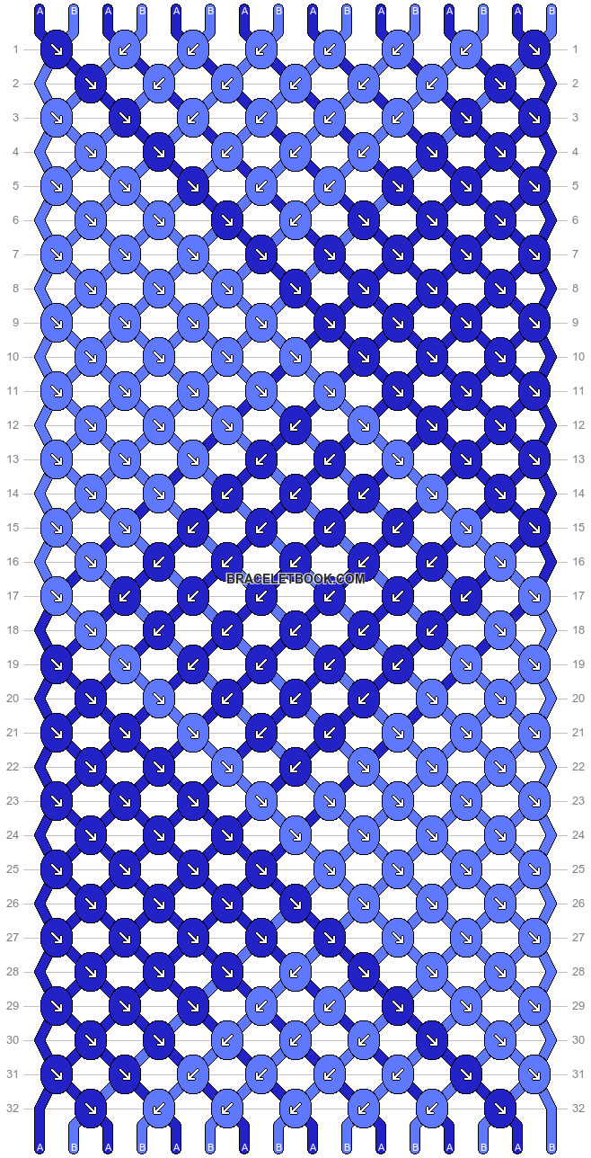 Normal pattern #679 variation #37750 pattern