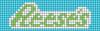 Alpha pattern #36848 variation #37781