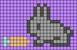 Alpha pattern #36598 variation #37820