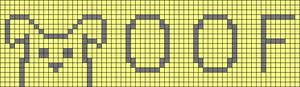 Alpha pattern #35538 variation #37841