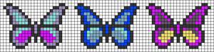 Alpha pattern #23134 variation #37901