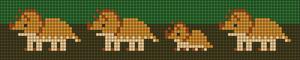 Alpha pattern #36837 variation #37919