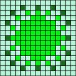 Alpha pattern #35034 variation #37923