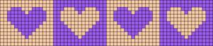 Alpha pattern #32336 variation #38087