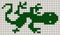 Alpha pattern #14768 variation #38140