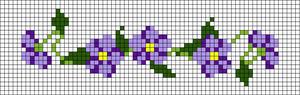 Alpha pattern #35792 variation #38251