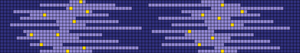 Alpha pattern #31882 variation #38349
