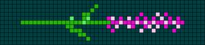 Alpha pattern #35516 variation #38368