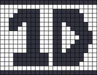 Alpha pattern #36329 variation #38381