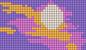 Alpha pattern #9083 variation #38465