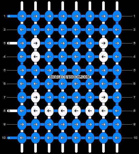 Alpha pattern #20121 variation #38494 pattern