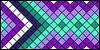 Normal pattern #37012 variation #38511