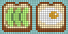Alpha pattern #37048 variation #38620