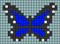 Alpha pattern #36818 variation #38820