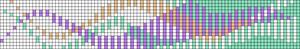 Alpha pattern #37076 variation #38832